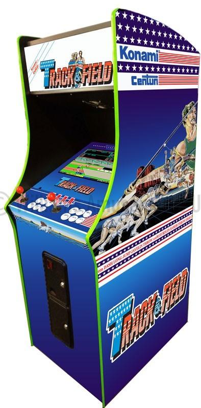 Track & Field - FAQ - Arcade Games - By Fatal Zapper ...