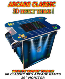 3d usa arcade table