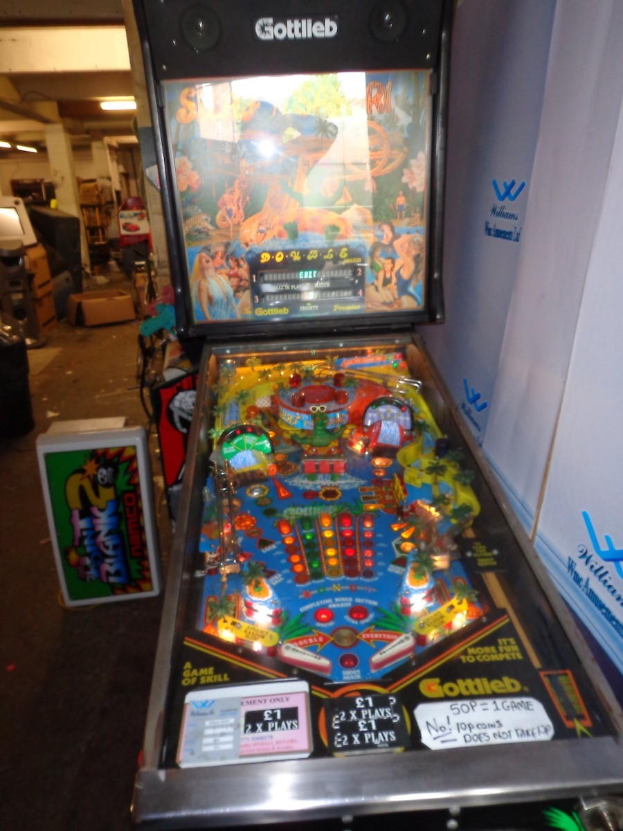 arcade games throughout the ages