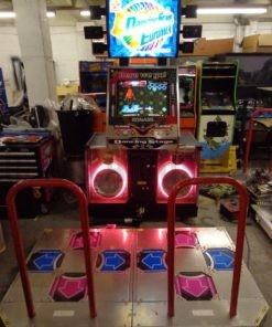 Konami Dance Stage Euromix