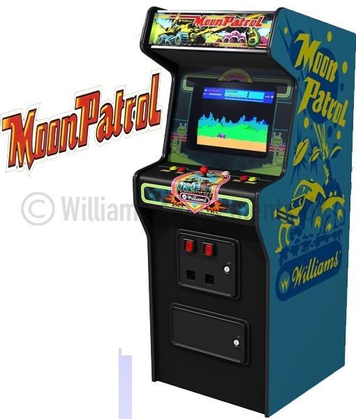 mach 3 arcade game