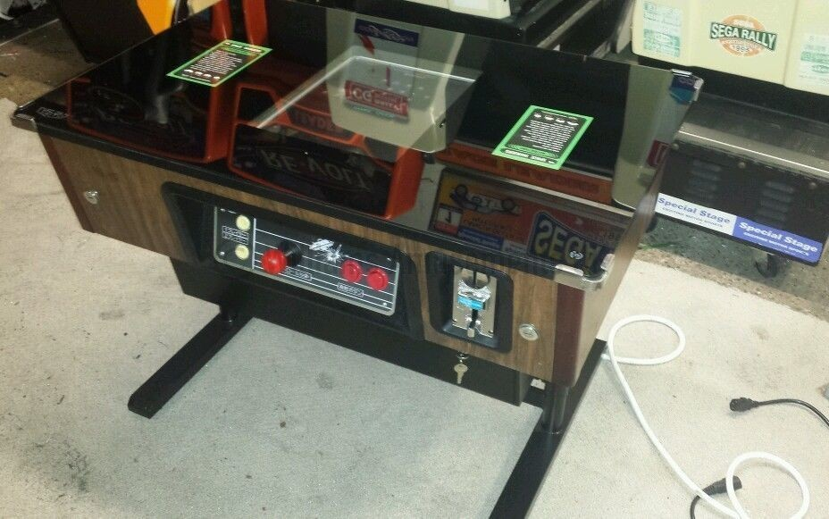 Space Invaders Table Top Arcade Machine