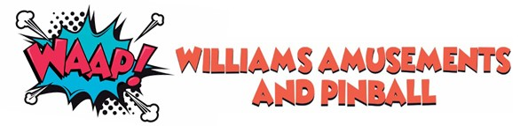 retro and vintage arcade machines from Williams