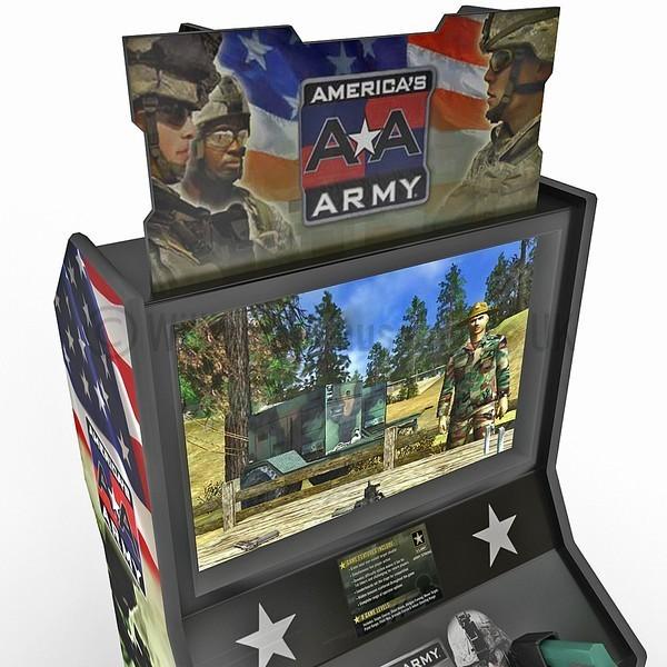 Americas Army Williams Amusements