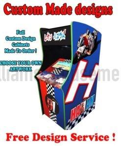 custom design arcades