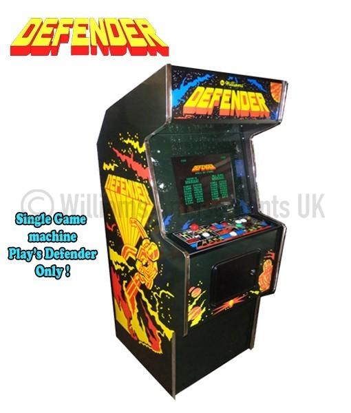 defender arcade