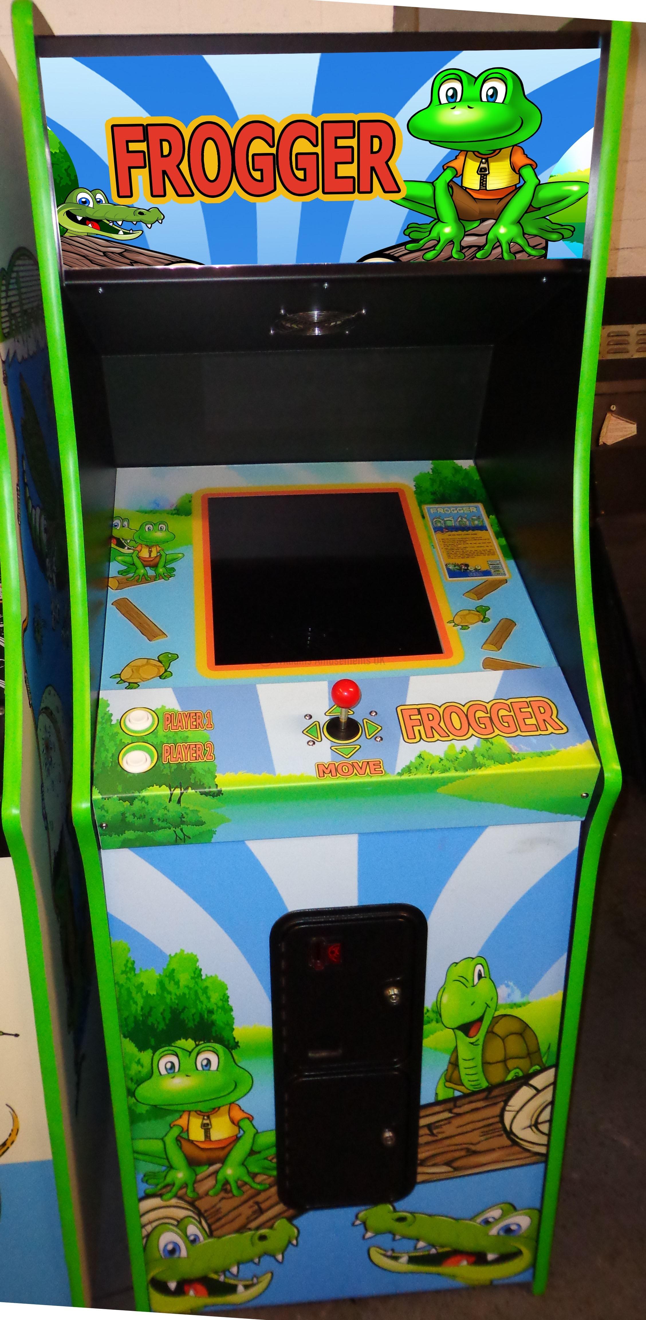 frogger online