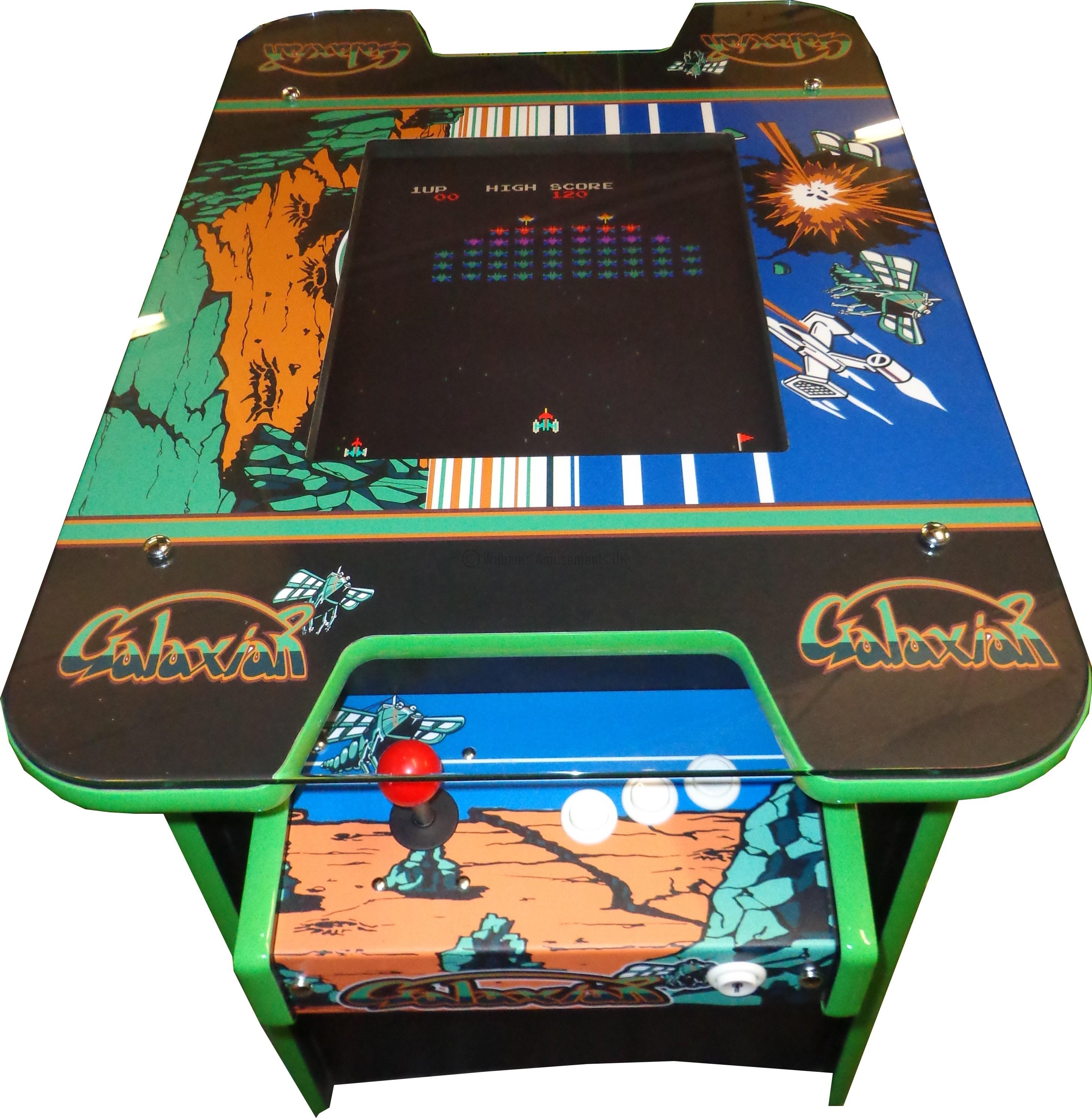 galaxian arcade machine for sale