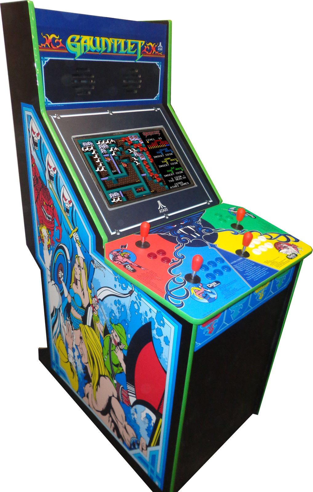 Arcade Cabinets For Sale