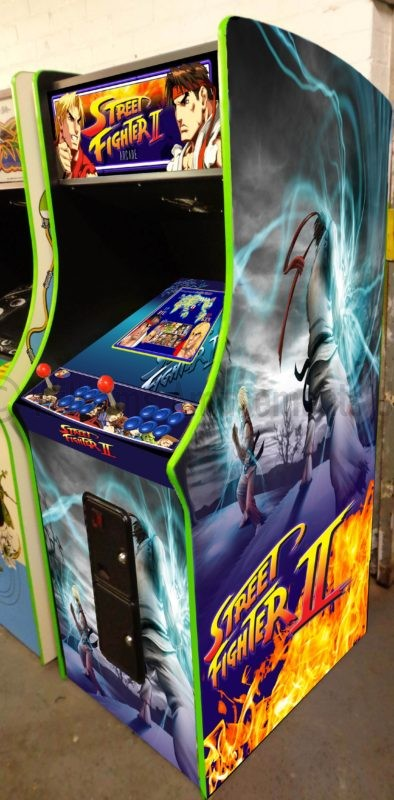 street fighter mame cabinet for sale