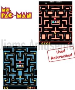 mrs pac man