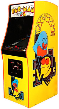 custom arcade machines