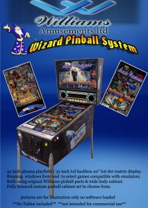 PINBALL EMULATOR NOW IN UKI!