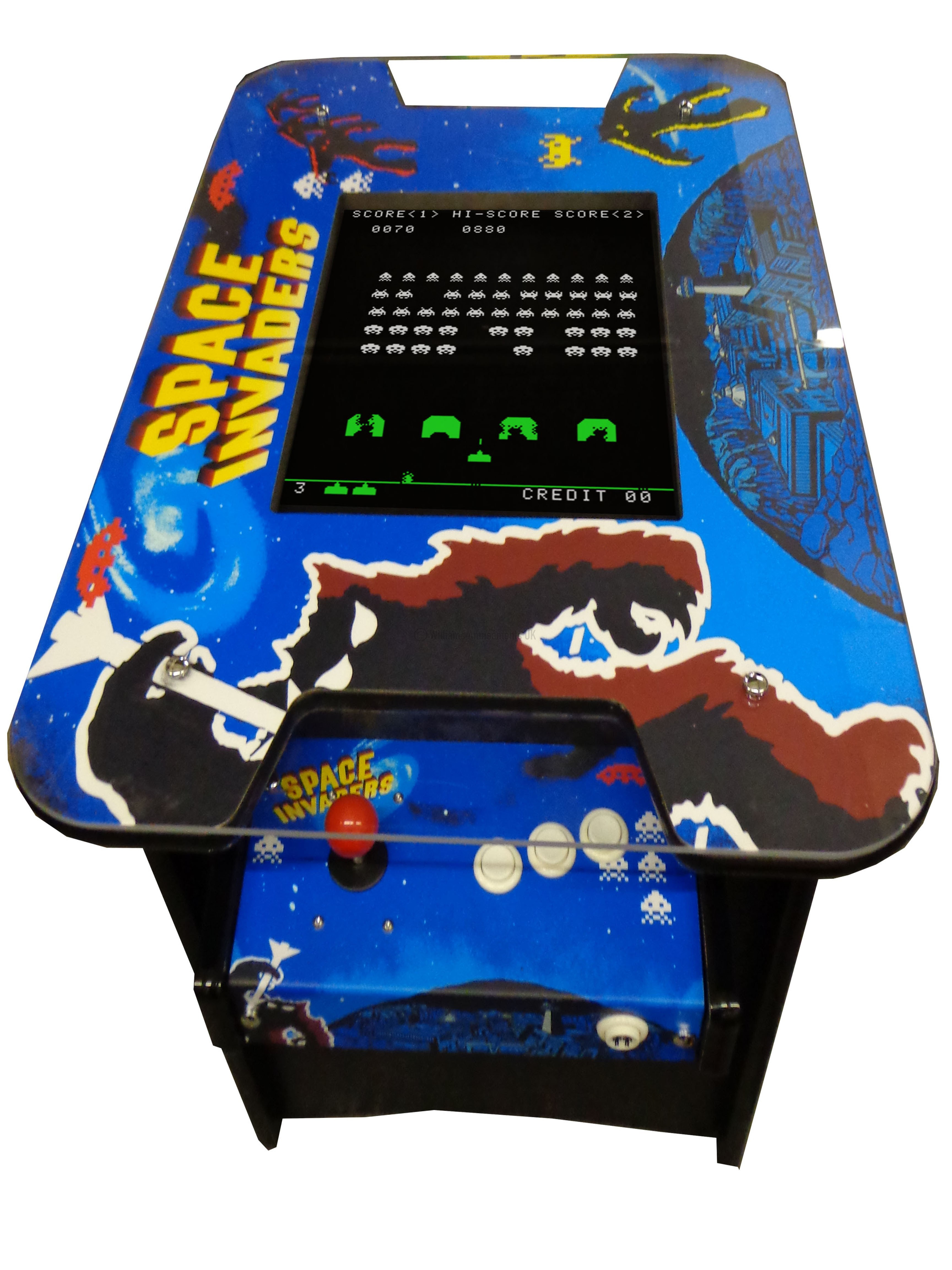 space invaders arcade machine for sale australia