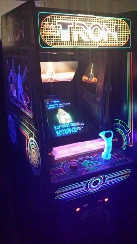Tron arcade machine for sale uk