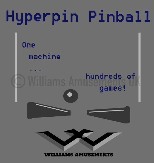 what is hyperpin pinball