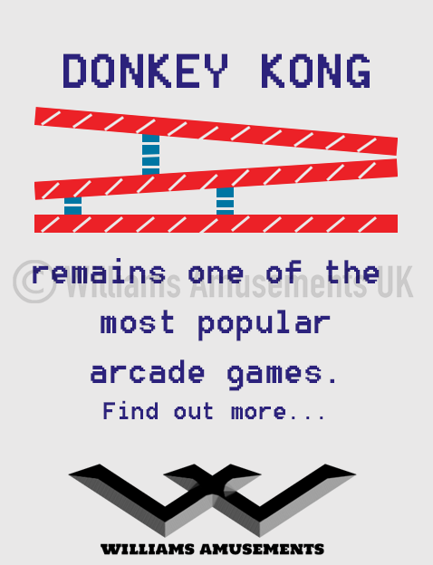 the success of Donkey Kong