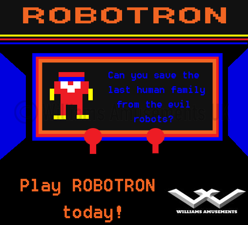 Buyers guide to Robotron