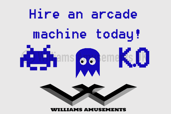 top reasons to hire an arcade machine
