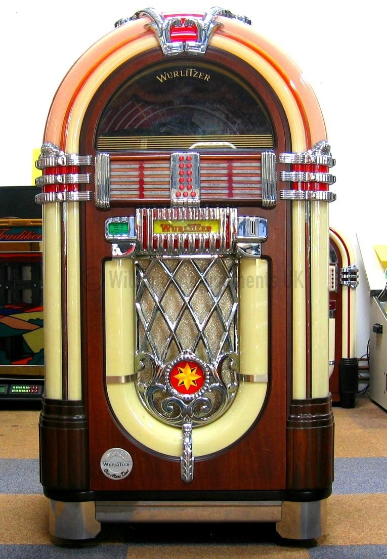 Wurlitzer Williams Amusements